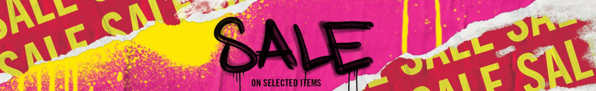 Sale On Now | Selected Styles